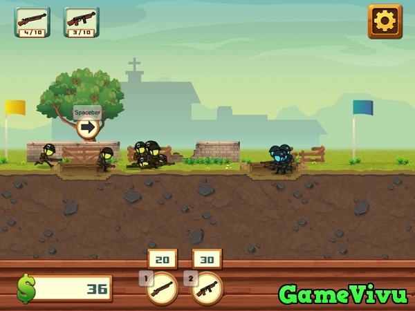 game Chiến tranh người que 2 hình ảnh 2