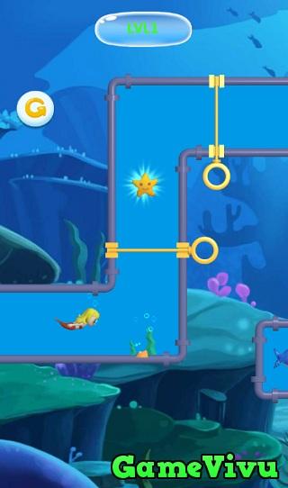 game Giải cứu nàng tiên cá hình ảnh 1
