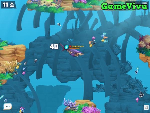 game Hungry Shark Arena hình ảnh 2