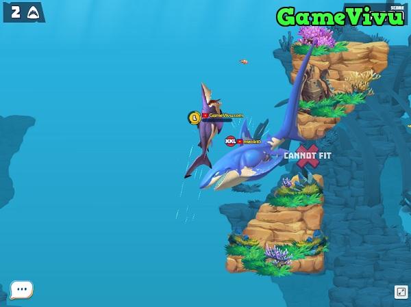 game Hungry Shark Arena hình ảnh 3