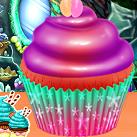 Làm bánh cupcake nàng tiên cá