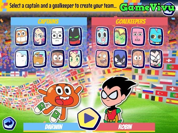 game Penalty Power 2021 hình ảnh 1