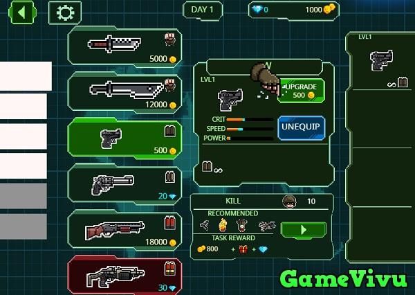 game Rambo lùn hình ảnh 3