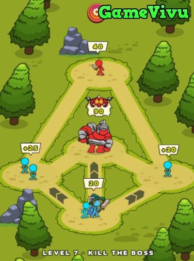 game Stick Clash hình ảnh 1
