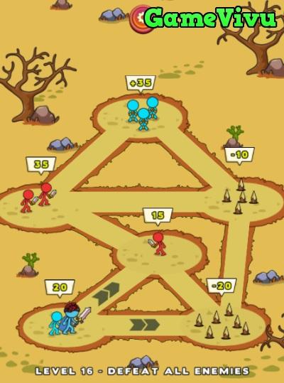 game Stick Clash hình ảnh 3