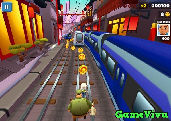 game Subway Surfers 4 hình ảnh 1