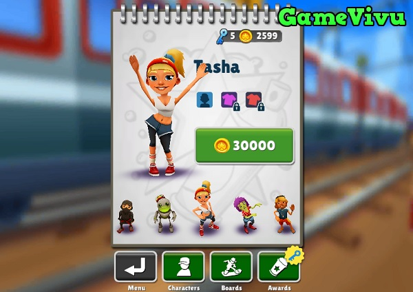 game Subway Surfers 4 hình ảnh 3
