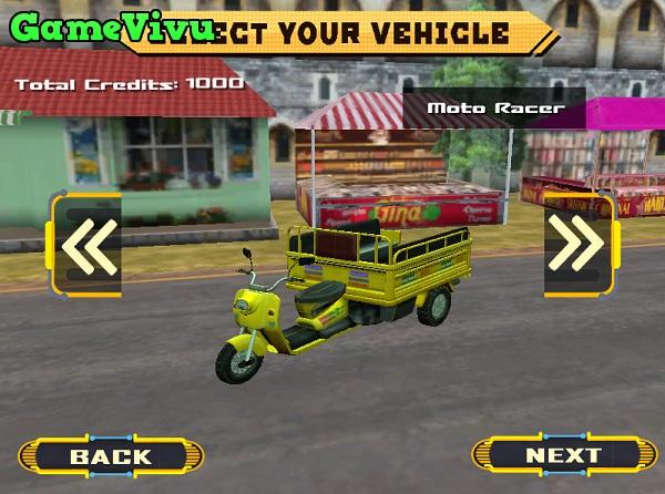 game Taxi 3 bánh hình ảnh 3