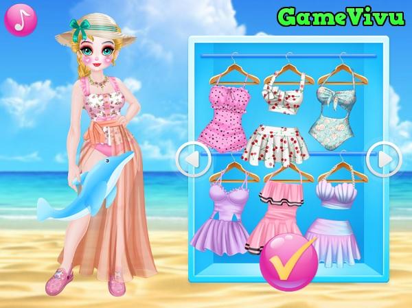 game Thời trang tắm biển hình ảnh 3