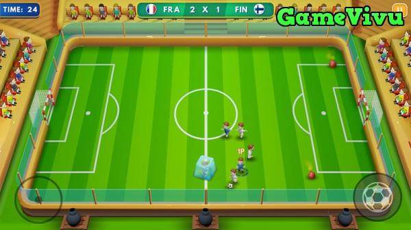 game Vô địch bóng đá hình ảnh 3