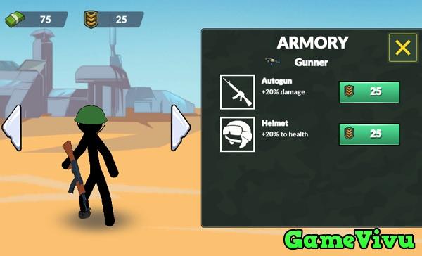 game Chiến tranh thế giới người que hình ảnh 3