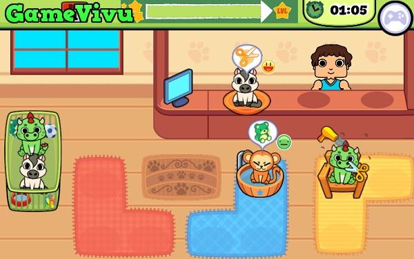 game Cửa hàng thú cưng 2 hình ảnh 1