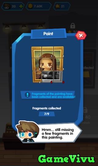 game Đặc vụ tìm tranh hình ảnh 2
