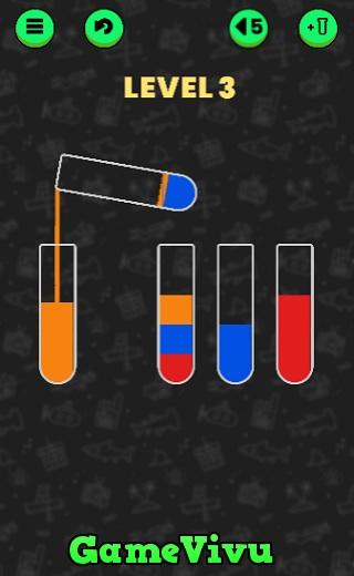 game Đổ nước tách màu hình ảnh 1