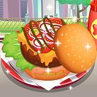 Làm bánh hamburger siêu ngon