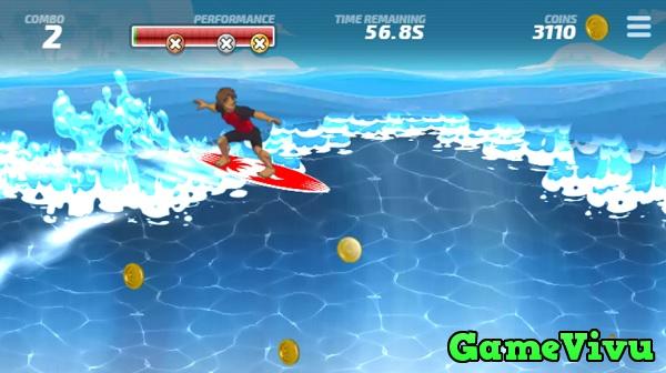 game Lướt sóng nghệ thuật hình ảnh 2