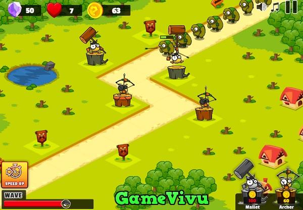 game Phòng thủ cướp biển 2 hình ảnh 1