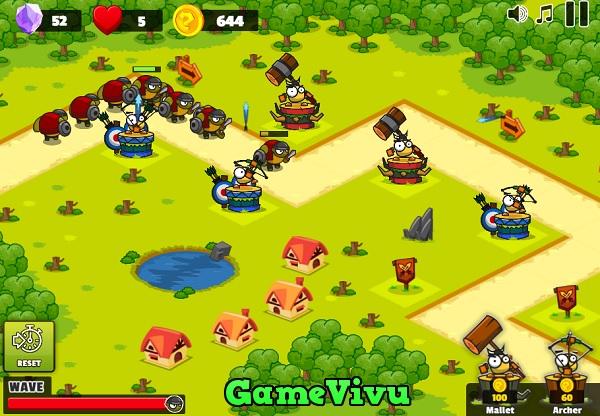 game Phòng thủ cướp biển 2 hình ảnh 2