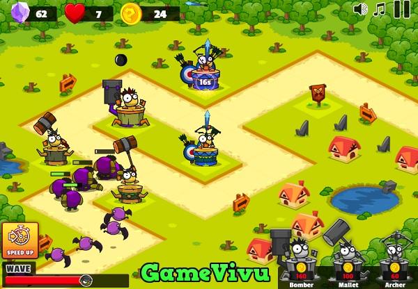 game Phòng thủ cướp biển 2 hình ảnh 3