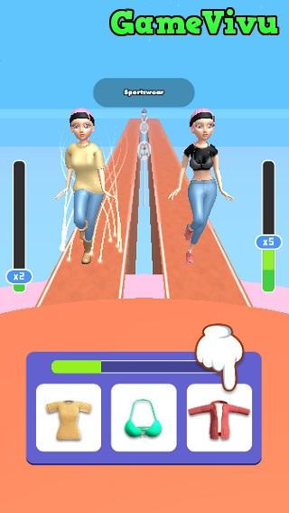 game Sàn diễn Catwalk hình ảnh 1