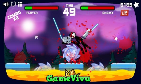 game Siêu người que đại chiến hình ảnh 3