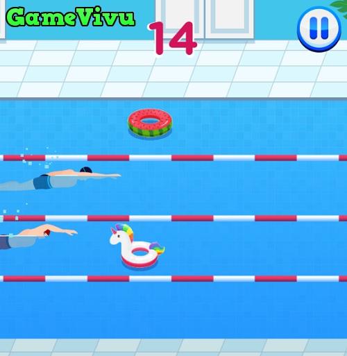 game Siêu sao bơi lội hình ảnh 1