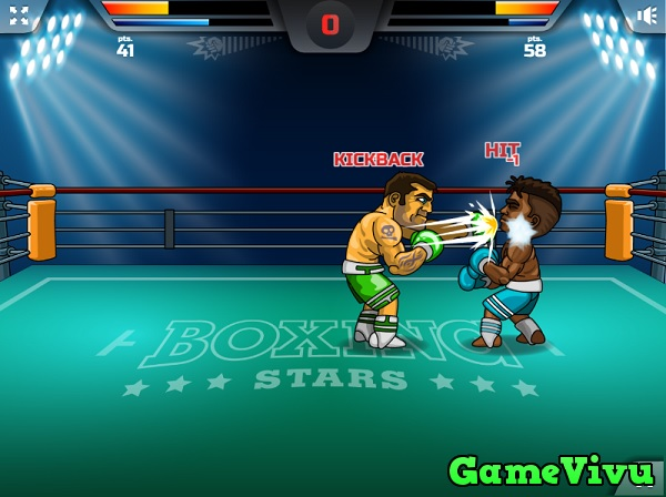 game Siêu sao boxing hình ảnh 1