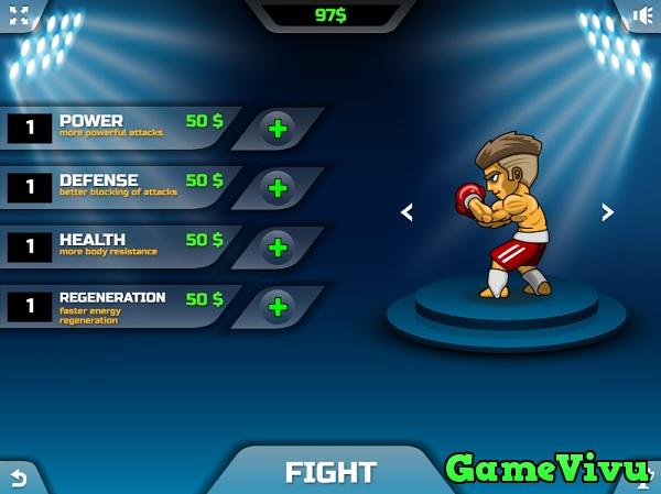 game Siêu sao boxing hình ảnh 2