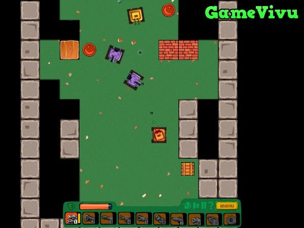 game Siêu xe tăng đại chiến hình ảnh 1