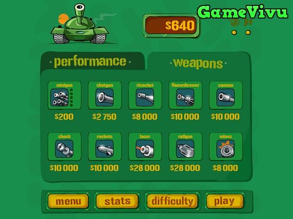 game Siêu xe tăng đại chiến hình ảnh 2