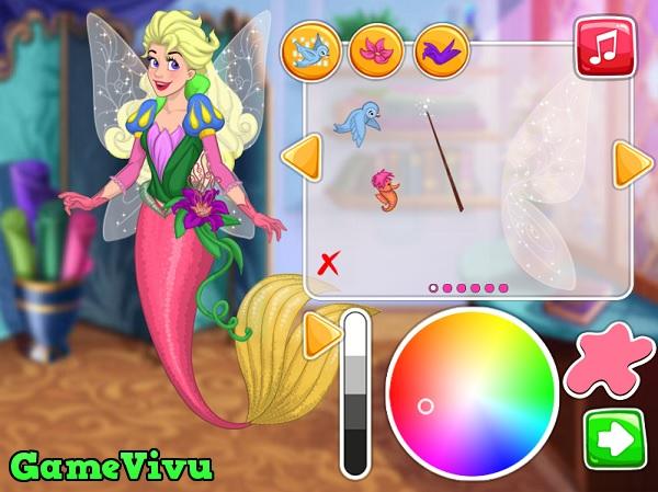 game Thiết kế công chúa hình ảnh 3