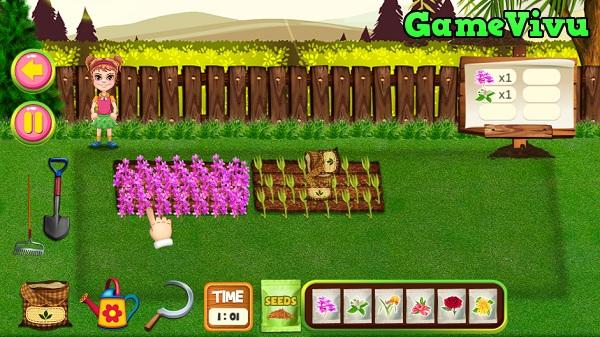 game Thiết kế khu vườn hình ảnh 3