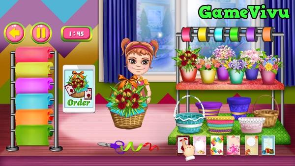 game Thiết kế khu vườn hình ảnh 4
