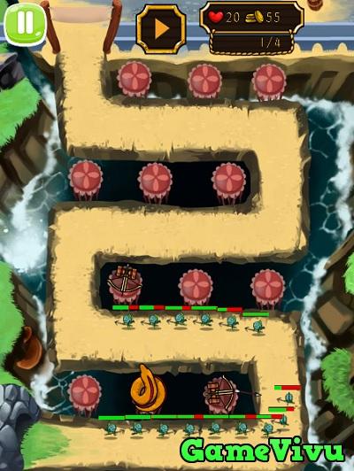 game Thủy quái tấn công hình ảnh 1