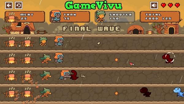 game Bảo vệ bộ lạc hình ảnh 2