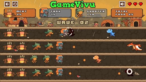game Bảo vệ bộ lạc hình ảnh 3
