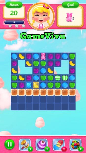 game Candy Crush 3 hình ảnh 1