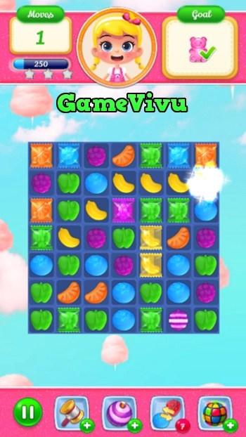 game Candy Crush 3 hình ảnh 2