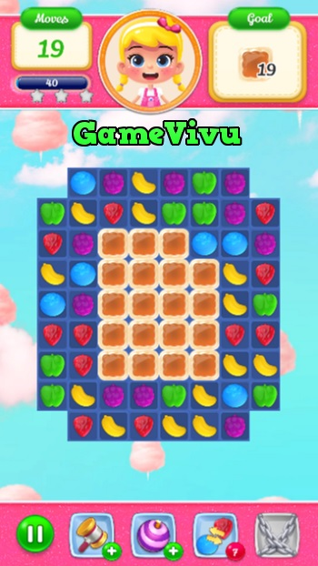 game Candy Crush 3 hình ảnh 3