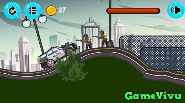 game Lái xe diệt khủng bố hình ảnh 3