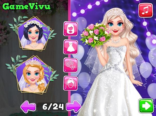 game Sự cố ngày cưới hình ảnh 4