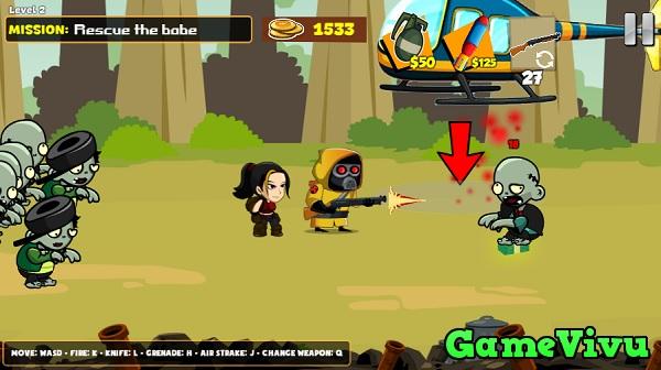 game Thợ săn zombie 2 hình ảnh 2