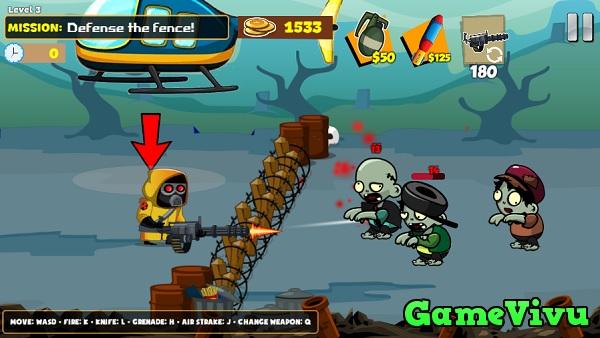 game Thợ săn zombie 2 hình ảnh 3
