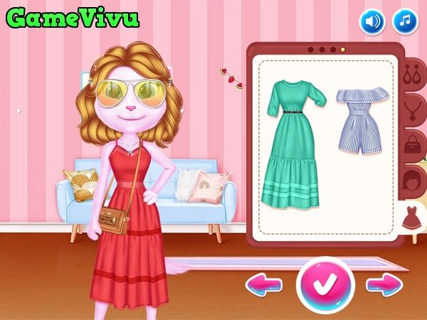 game Thời trang Angela bốn mùa hình ảnh 2