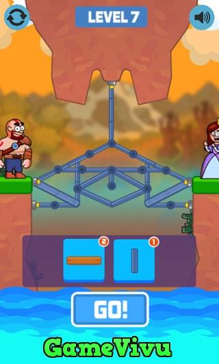 game Xây cầu qua sông hình ảnh 2