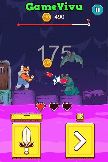 game Biệt đội mèo sấm phiêu lưu hình ảnh 3