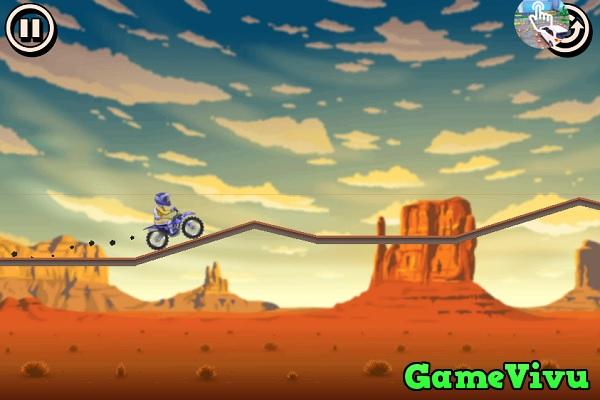 game Đua xe X-trail hình ảnh 1