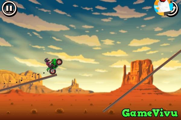 game Đua xe X-trail hình ảnh 3